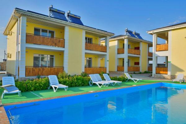 отдых на черноморском побережье частный сектор