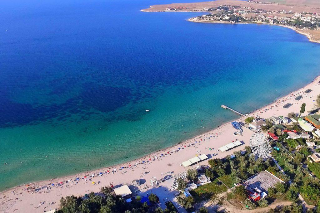 Отдых в Черноморском Крым 2019