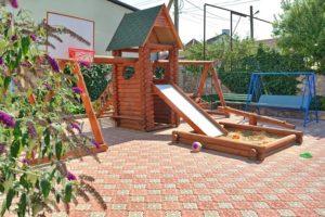 пансионаты черноморского побережья для отдыха с детьми