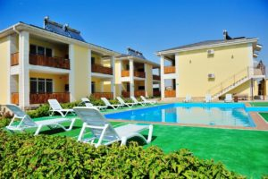 Мини гостиница в Черноморском