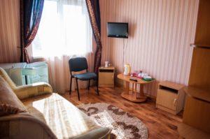 Недорогой отдых в отеле Черноморского, Крым