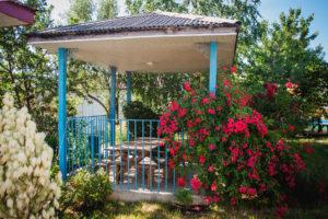 Частная гостиница в Черноморском, Крым