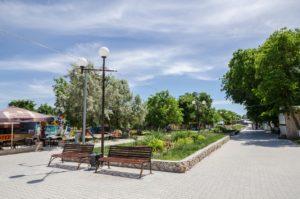 Жилье в Черноморском, Крым