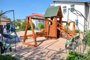 Пансионат Натали для отдыха с детьми на Тарханкуте