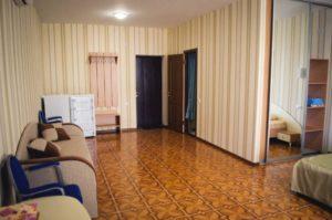 Крым. Отели и гостиницы. Черноморское